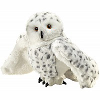 Snowy Owl Hand Puppet