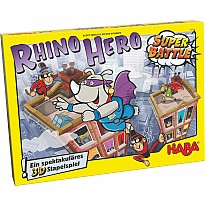 Rhino Hero Super Battle Game