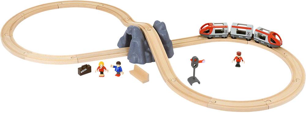 Brio Railway Starter Set Timbuk Toys