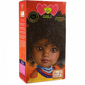 Hearts for Hearts Girl: Rahel, Ethiopia Doll