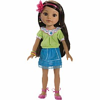 Consuelo, Mexico Doll