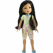 Hearts for Hearts Girl: Tipi, Laos Doll