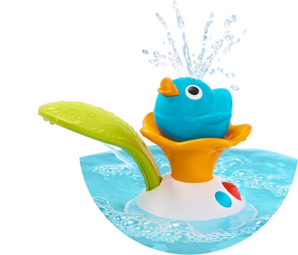Toy Duck Race : Yookidoo musical duck race village toy