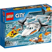 LEGO City - Sea Rescue Plane