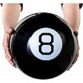 Giant Magic 8 Ball