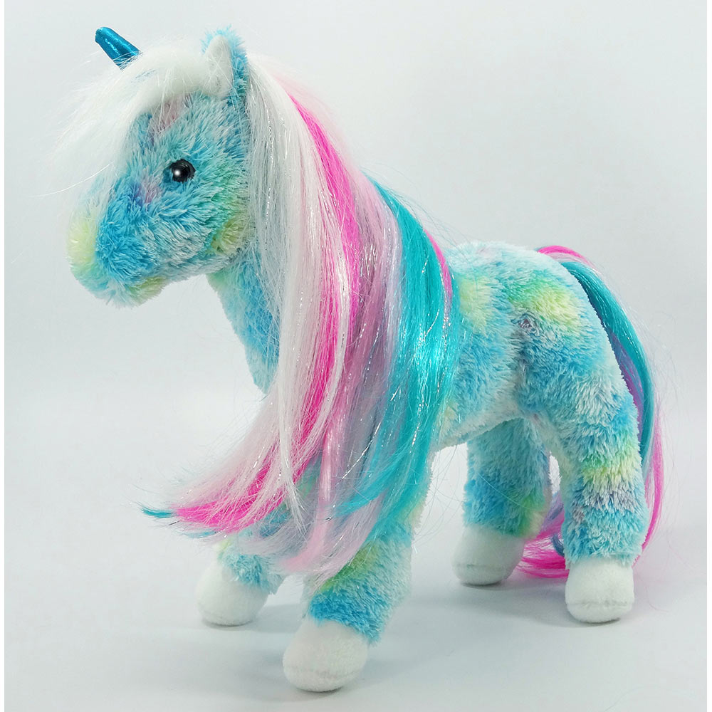 Sapphire Princess Unicorn Small By Douglas Toys On Barstons Childs Play