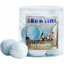 Snowtime Anytime! 15 Snowballs