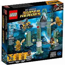 LEGO Super Heroes Justice League Battle of Atlantis