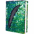 Magic Sequin Mermaid Journal