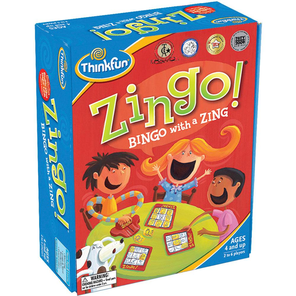 Zingo Thinkfun Circuit Maze