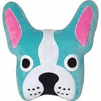 iScream French Bulldog Pillow