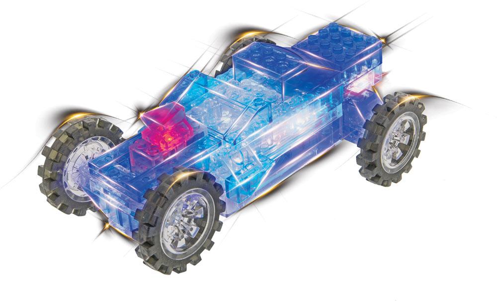 Laser Pegs Race Car Instructions