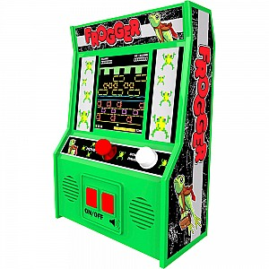 Frogger Retro Arcade Game
