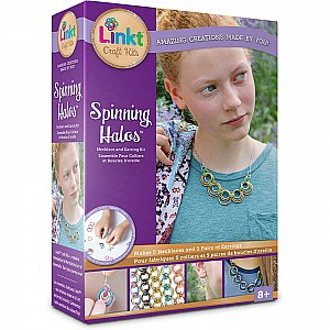 Linkt™ Spinning Halos Jewelry Kit