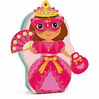 Belissimo Magnetic Dress-Up Fairy Princess Set
