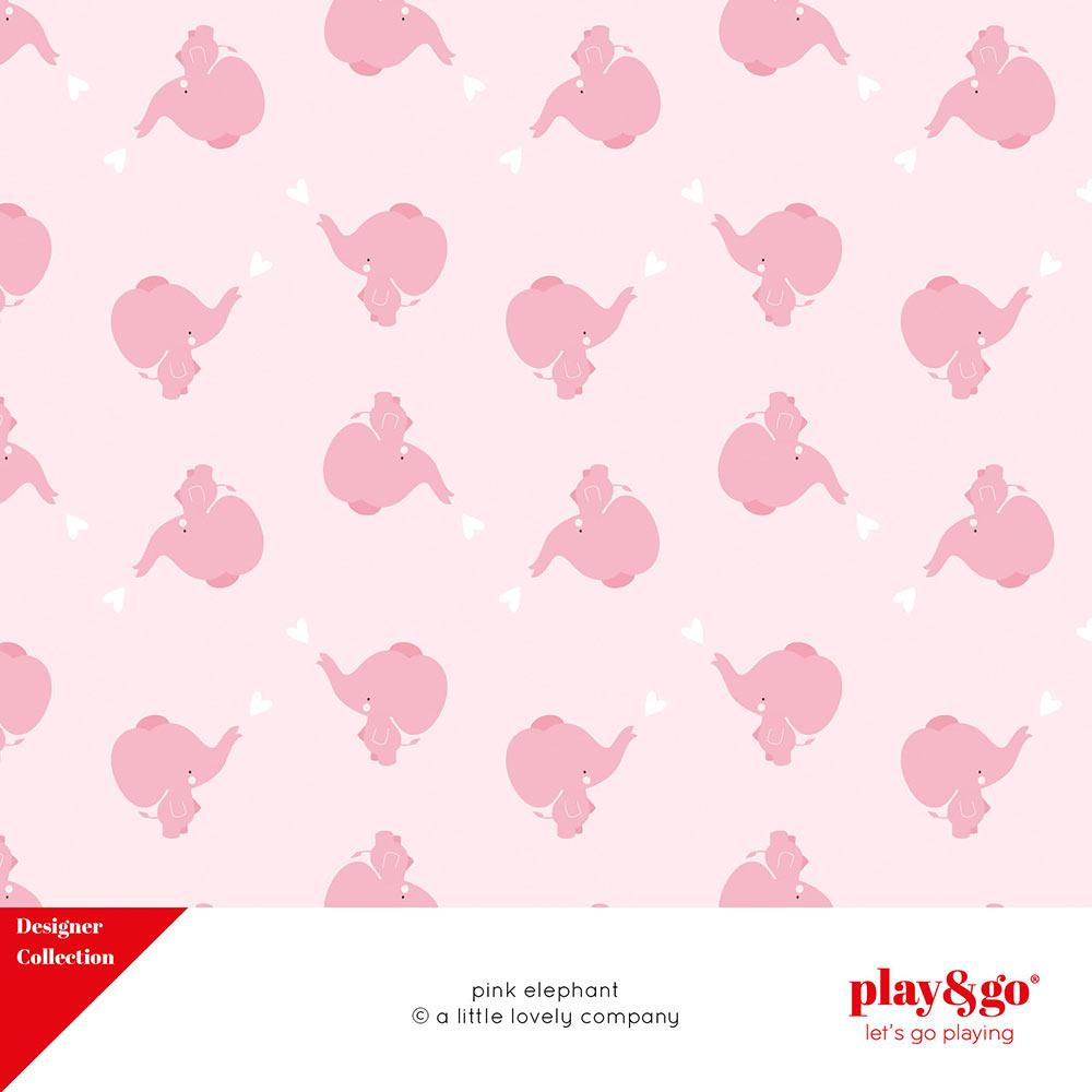 play go pink elephant bag toys et cetera. Black Bedroom Furniture Sets. Home Design Ideas
