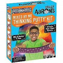 Mixed by Me Holographic Thinking Putty Kit