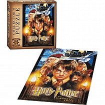 Harry Potter 550 Piece Collector's Puzzle - Harry Potter and the Sorcerer's Stone