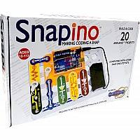 Snap Circuits® Snapino™ - Making Coding a Snap