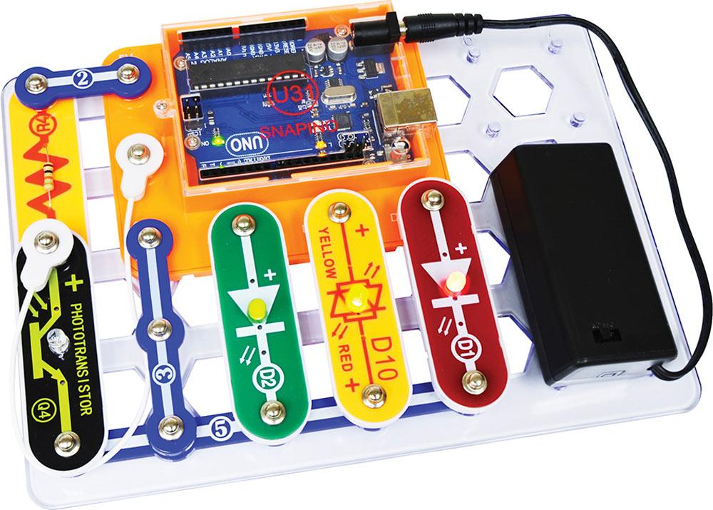 Snap Circuits Snapino Making Coding A Snap The Learning Tree