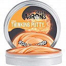 Cosmic Solar Wind Thinking Putty