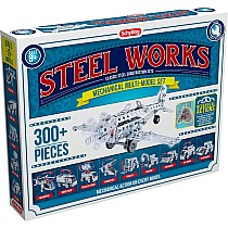 Steel Works Mechanical Multi-Model 300 pc Set