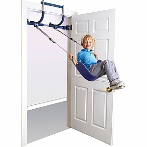 Gorilla Gym Doorway Gym System 4 pc Kids Package