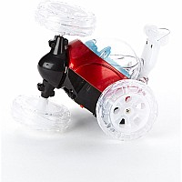 Turbo Twister Red RC Car - 27 MHz