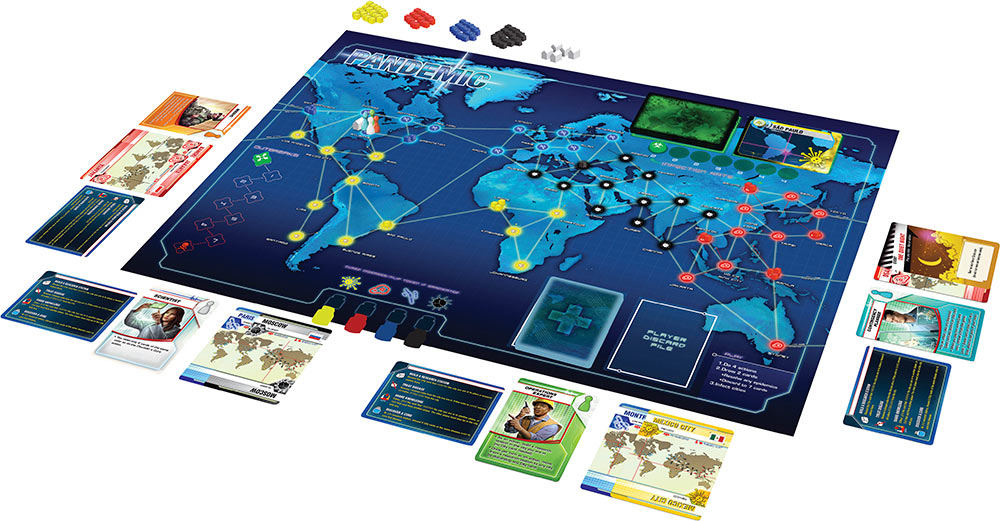 pandemic board game geppettos toys everest wholesale