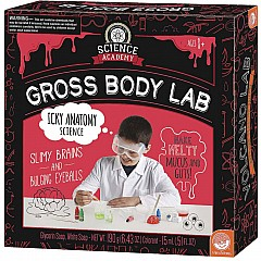 Science Academy: Gross Body Lab