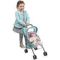 Zig-Zag Medium Shade Stroller