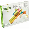 Tegu Magnetic Wooden Blocks Classics 24 Piece Set - Tints