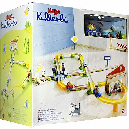 Kullerbu Play Track - City Stroll