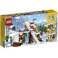 LEGO® Creator - Modular Winter Vacation