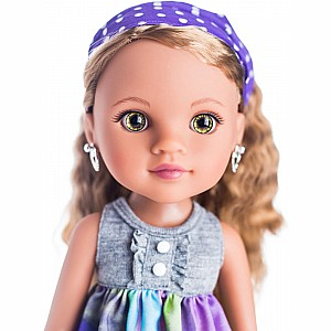 Hearts for Hearts Girl: Lauryce - New Orleans USA Doll