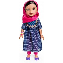 Hearts for Hearts Girl: Shola - Afghanistan Doll