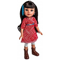 Hearts for Hearts Girl: Mosi - Native American Doll