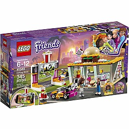 LEGO Friends - Drifting Diner