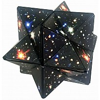 The Amazing Star Cube Cosmos