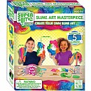 Slime. Art. Masterpiece. Kit