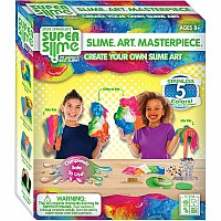 Slime Art Masterpiece Kit