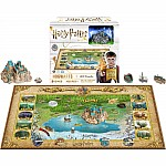 Harry Potter 4D Puzzle - 500 Piece: Hogwarts