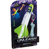 NightZone® - Unleash Light Up Missile Launcher