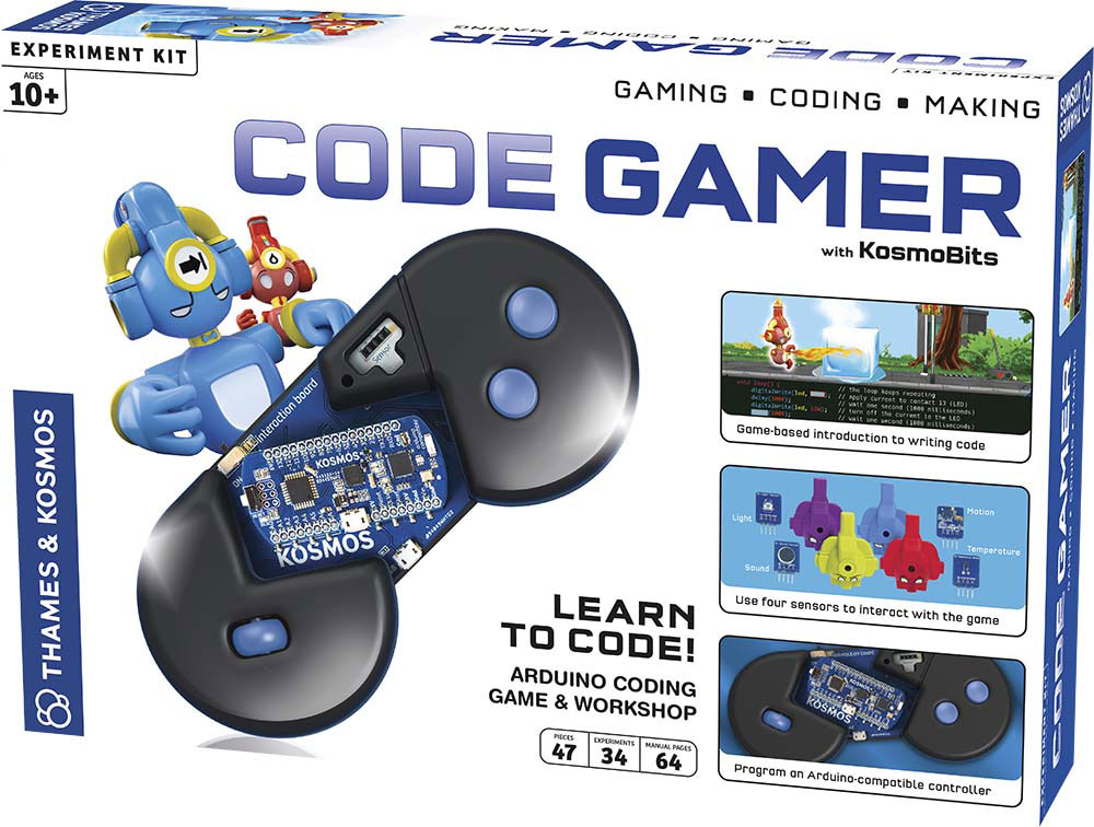 DEMO-SITE - Code Gamer - Out of This World Toys - Specialty