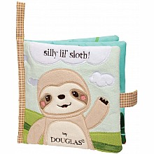 Douglas Silly Lil' Sloth Activity Book