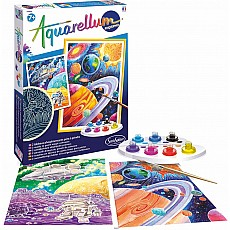 Large Aquarellum Phospho Cosmos Paint Set