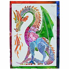 Aquarellum Junior Dragons Paint Set