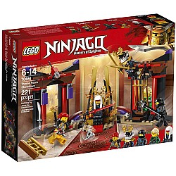LEGO® Ninjago - Throne Room Showdown