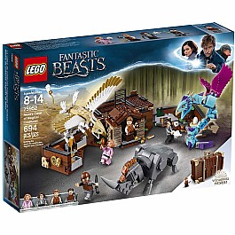 LEGO Fantastic Beasts? - Newt's Case of Magical Creatures