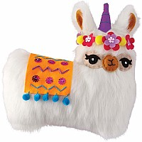 Klutz Sew Your Own Furry Llama Pillow